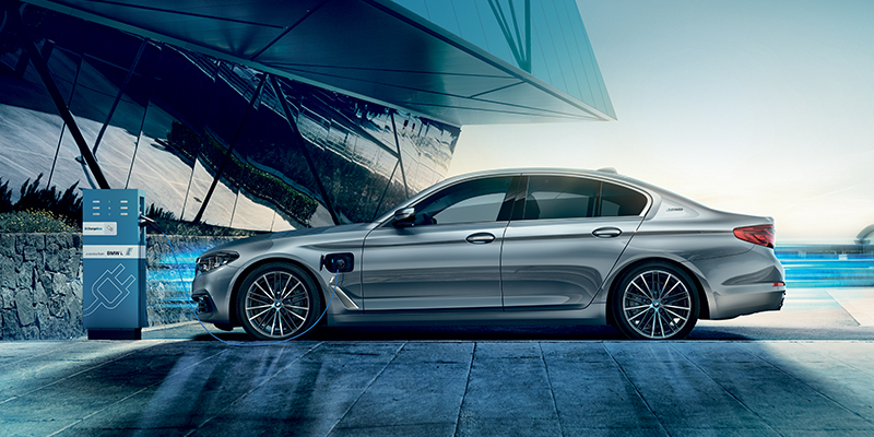 BMW 530e CHARGED EDITION PLUG-IN HYBRID ALKAEN 54.355 €.