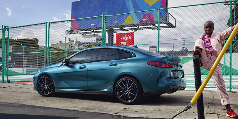THE 2 Edition – BMW 2-sarjan Gran Coupé alk. 34 242€.