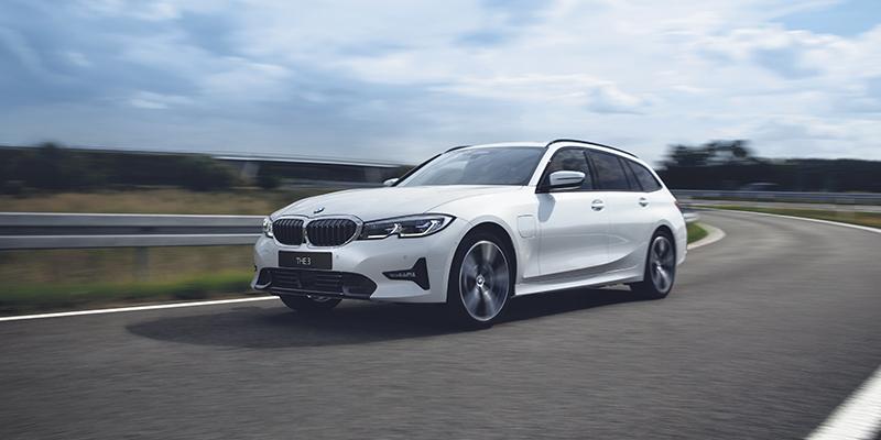 BMW 3-sarja pakettitarjoukset Wetteriltä