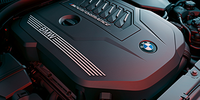 BMW 4-sarja Coupe moottori
