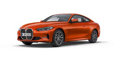 BMW 4-sarja Coupe perus