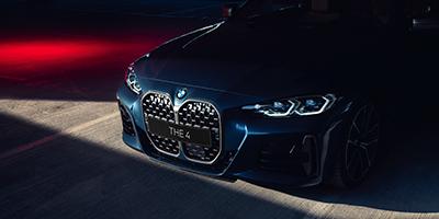 BMW 4-sarja Coupe säleikkö