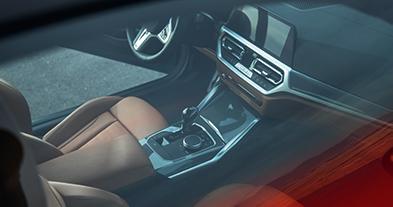 BMW 4-sarja Coupe sisusta