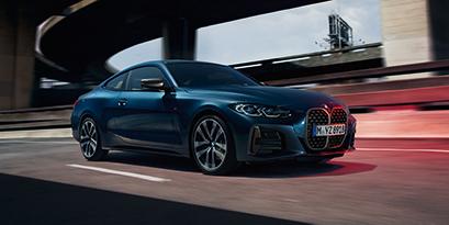BMW 4-sarja Coupe sivusta