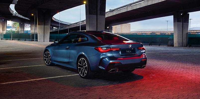 BMW 4-sarjan Coupe