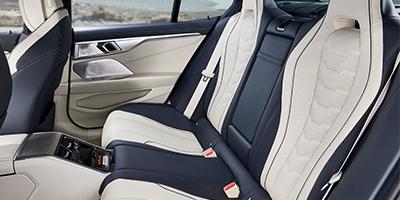 BMW 8-sarjan Gran Coupe sisätilat