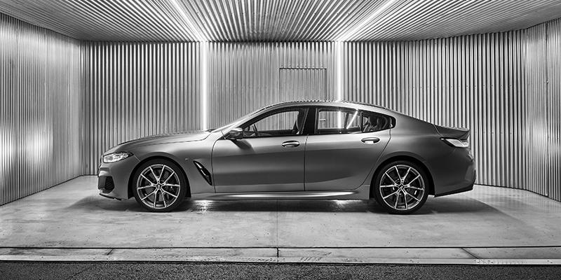 BMW uutuus 8-sarjan Gran Coupe