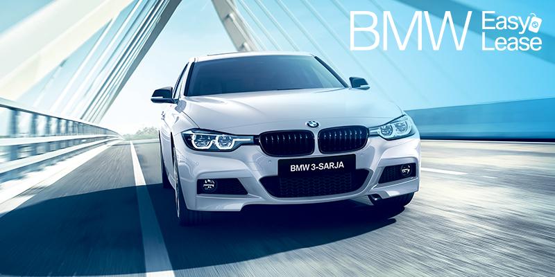 BMW EasyLease - Nykyaikainen ja järkevä tapa hankkia auto.