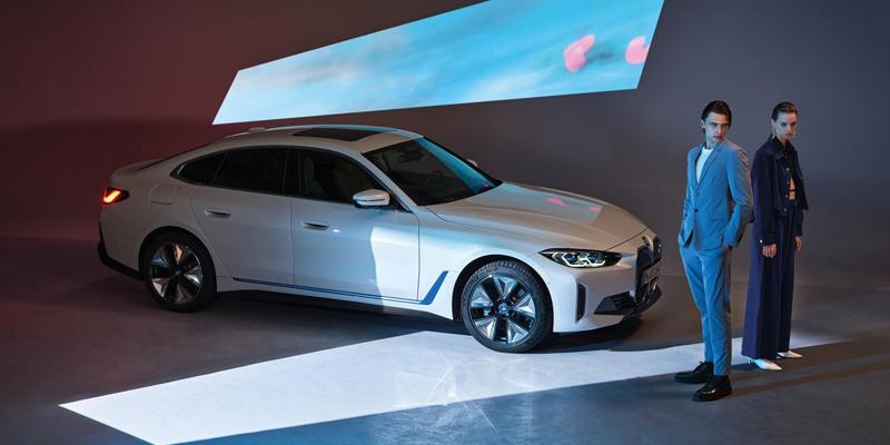 Jopa 390kW:n/530hv:n huipputehollaan BMW i4 takaa lumoavaa dynamiikkaa