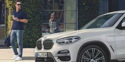 BMW X3 xDRIVE30e CHARGED EDITION.