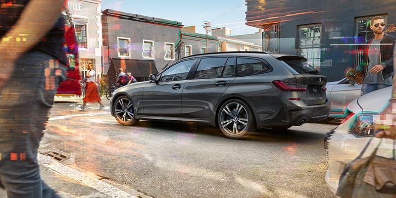 BMW 3-sarjan Touring - KOE MONIPUOLISUUS. JOKA METRILLÄ.
