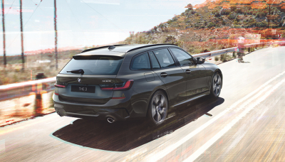BMW 3-SARJAN TOURING PLUG-IN HYBRIDINÄ.