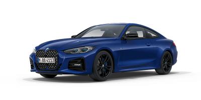 BMW 4-sarja Coupe M-sport
