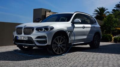 BMW THE X3 PHEV