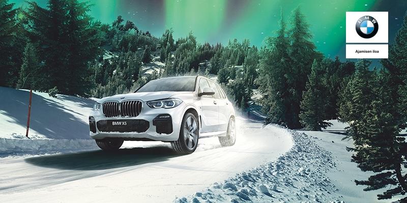 BMW xDrive Tour saapuu Wetterille! Tervetuloa koeajolle!