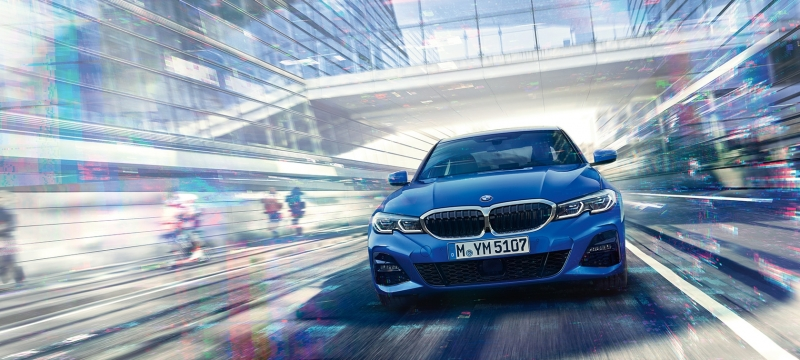 Tulossa uusi BMW 3-sarja