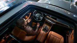 BMW X5 sisätilat