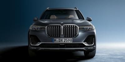 BMW uutuus X7