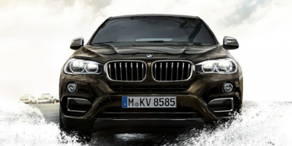 BMW X6 Exclusive Edition