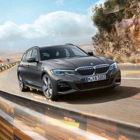 BMW 3-sarja Touring