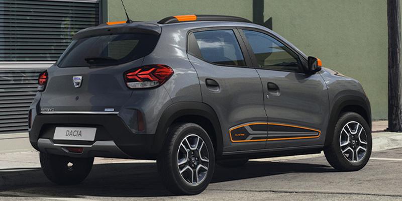 Sähköinen vallankumouksemme alkaa tästä. Dacia Spring on auto, joka mahdollistaa täyssähköisen liikkumisen entistä useammalle.