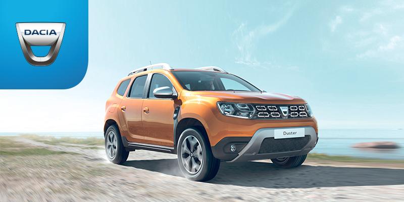 Uusi Dacia Duster- Nyt ennakkomyynnissä uusi  SCe 115 -bensiinimoottori,  myös nelivetona.  Hanki omasi heti!