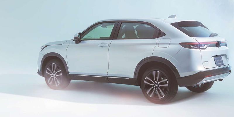 Tulossa pian - Honda HR-V Hybrid
