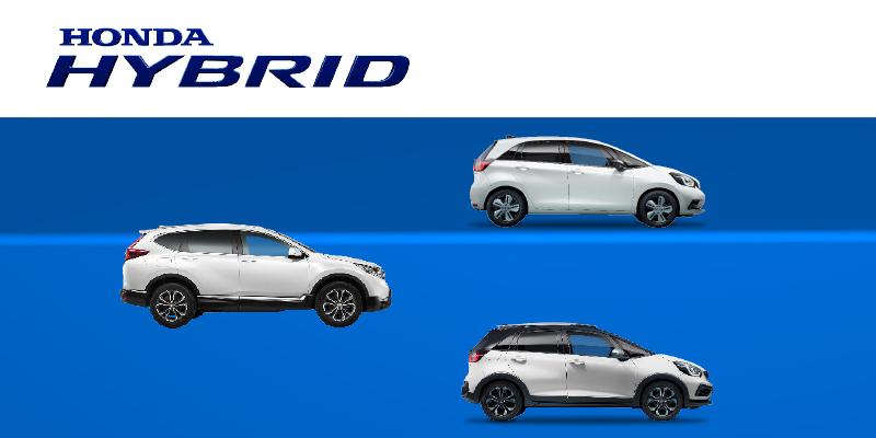 Hondan hybrid -mallisto
