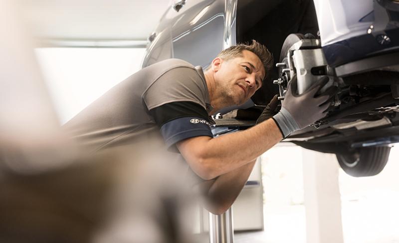 Ajankohtaiset Hyundai huollon tarjoukset Wetterillä.