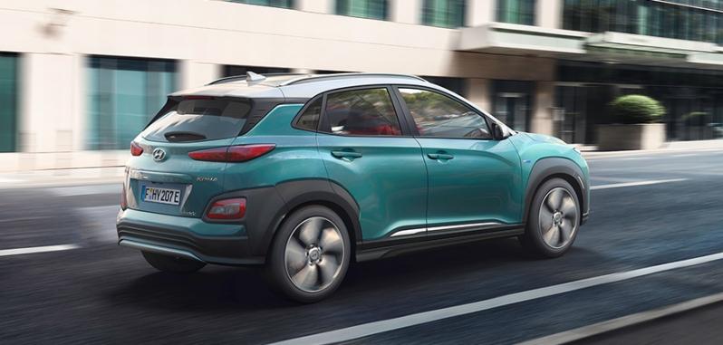Hyundai KONA Electric - Hyundain ensimmäinen täyssähköinen kompakti-SUV Euroopassa