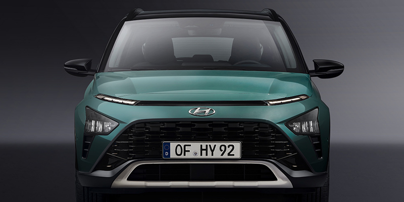 Uusi Hyundai BAYON
