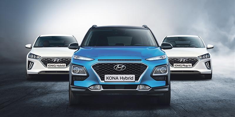 Korkotarjous 0 % + kulut* koko Hyundai mallistoon