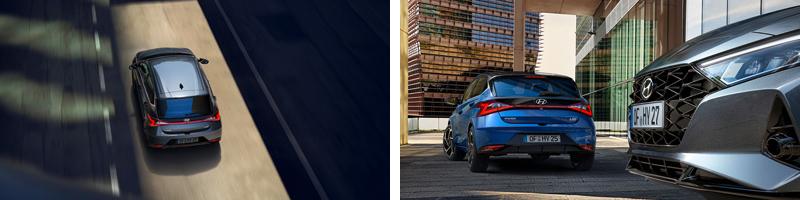 Hyundai i20 tarjoaa navigointiin perustuvan mukautuvan vakionopeussäätimen