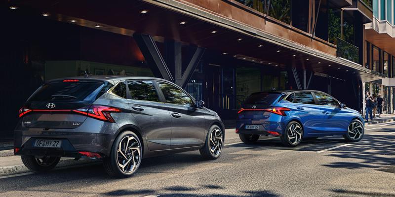Täysin uusi Hyundai i20 saapuu Suomeen marraskuussa 2020, mutta voit tilata omasi vaikka heti. Kysy lisää myyjiltämme!