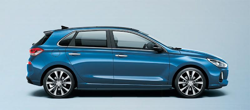 Hyundai i30 automaattivaihteisto Wetteri uudet autot