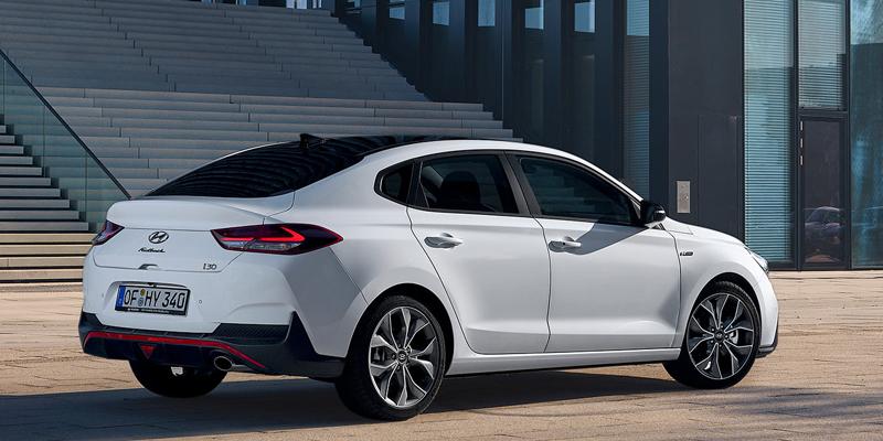 Hyundai i30 N line -malli. Tutustu lisää!