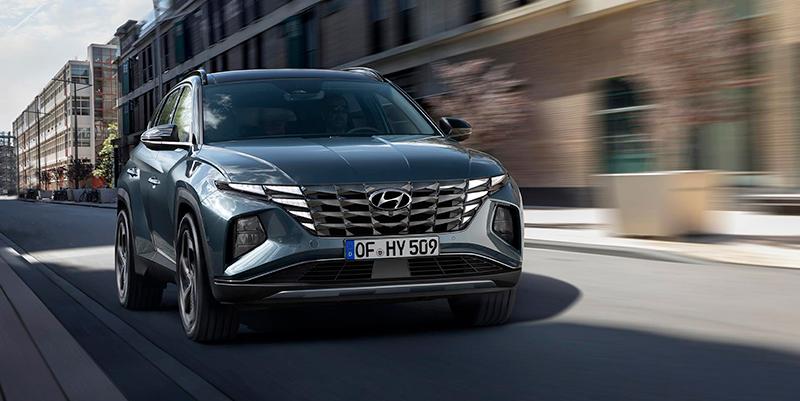 Uusi Hyundai Tuscon
