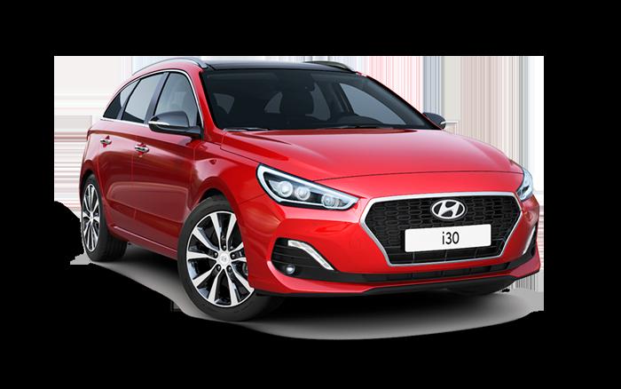 Hyundai i30 Hatchback 1,0 T-GDI 120 hv Fresh