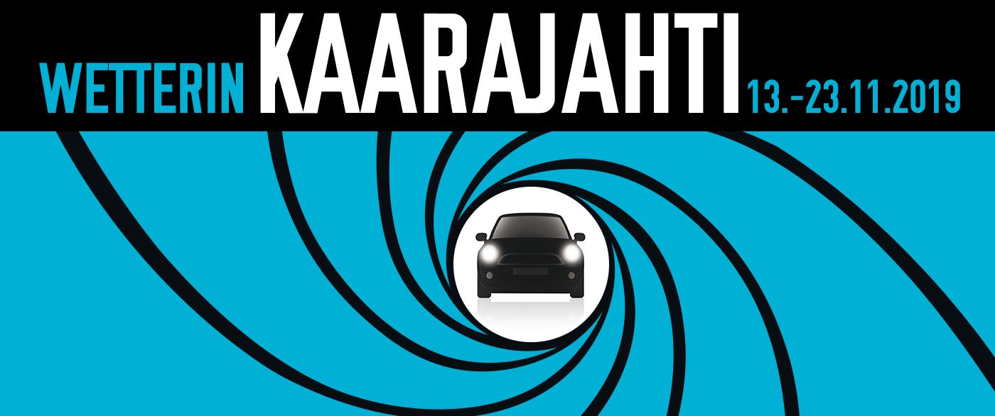 Kaarajahti Logo