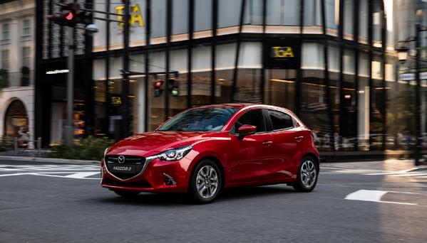Mazda 2 M Hybrid