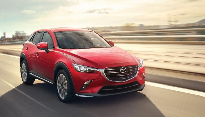 Ensiesittelyssä uusi Mazda CX-3