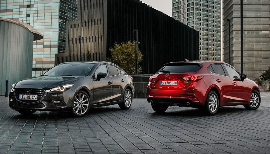 Mazda3 Optimum