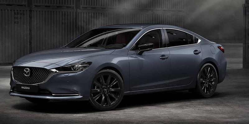 Erään Mazda6 autoja talvipaketti veloituksetta