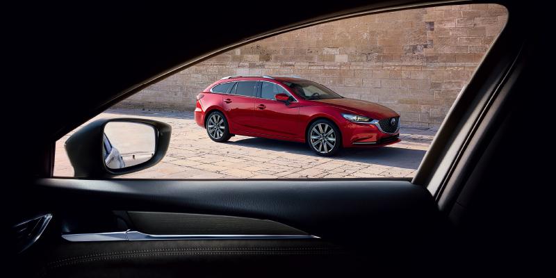 Esittelyssä uusi Mazda 6