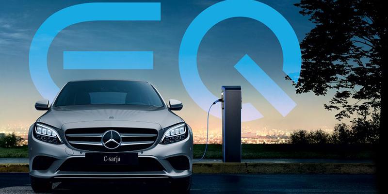 C-sarja täydentyy EQ Power ladattavilla hybrideillä.
