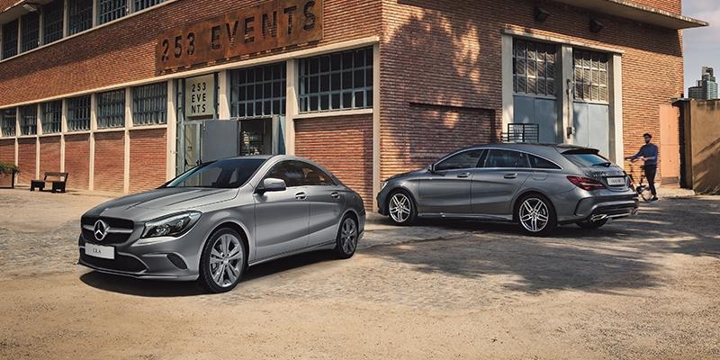 Mercedes-Benz CLA Star Edition. Nyt alk. 36 988 €. . Etusi jopa 4000€.