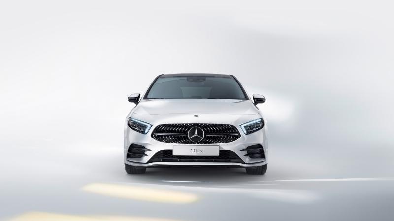 Mercedes-Benzin uutuuden A-sarjan hinnat ovat nyt julkaistu!