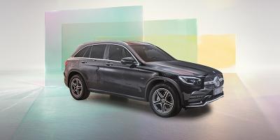 Mercedes-Benz - kesäbenz etkot.  Kesäbenz Etkot -etu GLC-malleihin  7 000 €