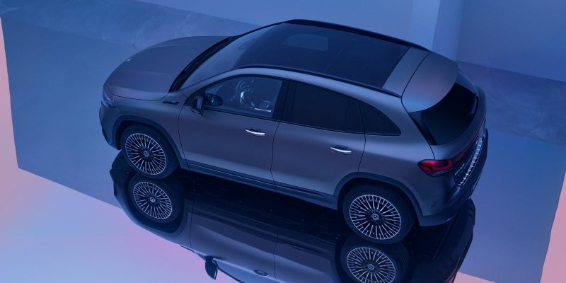 Uusi Mercedes-Benz EQA nyt ennakkovarattavissa