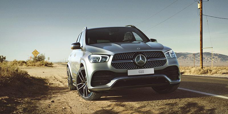 Uusi Mercedes-Benz GLE. Älykästä ylivoimaa.